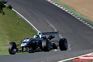 BF3 Race report King inches closer to the crown as he steals the initiative in Brands tussle