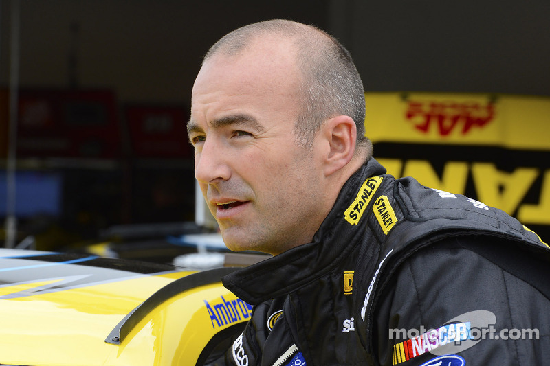 Double duty: Ambrose set for Mid-Ohio NNS debut
