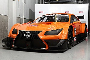Lexus to compete in 2014 Japanese Super GT series with new vehicle