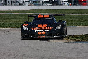 Grand-Am Race report Win for Angelli and Taylor at Kansas Speedway