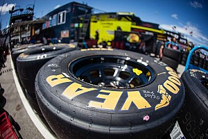 NASCAR Sprint Cup Breaking news Goodyear's Atlanta tire is a game-changer