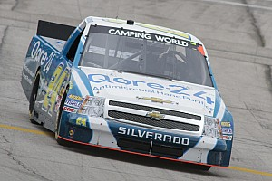 NASCAR Truck Race report Newberry continues strong run with 12th-place finish in Michigan