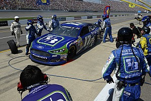 Ricky Stenhouse Jr. makes his second Sprint Cup Series start at Bristol