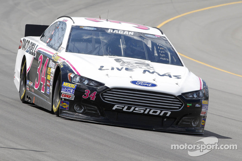 Ragan is ready to race under Bristol lights