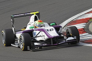 GP3 Race report Sims dominates Race 2 in Spa-Francorchamps