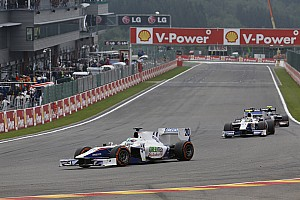 GP2 Breaking news Trident Racing's Berthon cruised to a 13th-place finish at Spa-Francorchamps