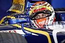 Nasr 'knocking' at Toro Rosso