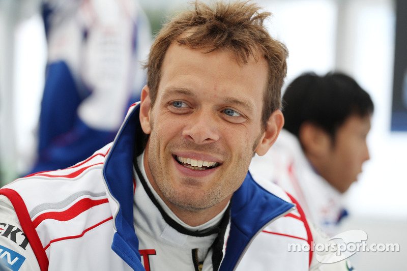 Wurz still working for Williams team