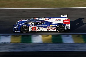 WEC Qualifying report Second row start for Toyota Racing in Brazil