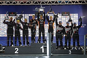 WEC Race report Perfect victory for G-Drive Racing and the Oreca 03 in Brazil