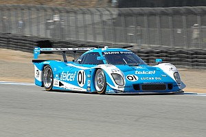 Grand-Am Race report BMW drivers podium in every class at Laguna Seca