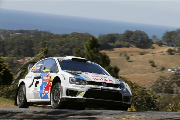 Mikkelsen leads after Thursday's stages in Australia