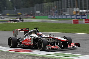 Formula 1 Breaking news Pirelli test with 2011 car 'likely' - McLaren