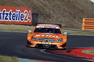 Mercedes' Wickens in 11th position on grid at Oschersleben
