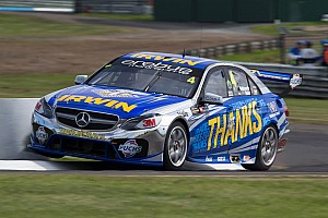 Supercars Race report IRWIN Racing impresses at Sandown 500