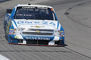 NASCAR Truck Race report Dillon pilots the No. 24 Silverado to season-best 7th place finish at Chicagoland
