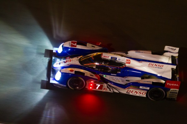 Both Toyota Hybrids will contest their home event in Fuji