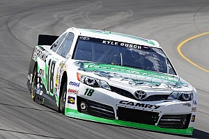 NASCAR Sprint Cup Preview Can Kyle Busch cast off his Chase blues at New Hampshire?