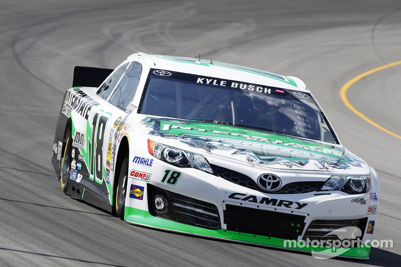 Can Kyle Busch cast off his Chase blues at New Hampshire?