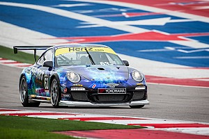 IMSA Special feature Mark McKenzie joins EFFORT Racing at COTA