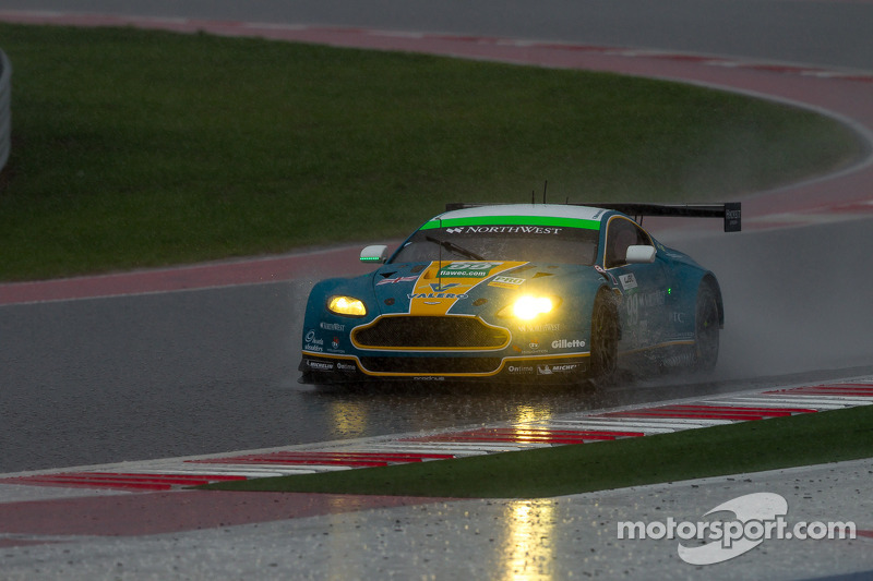 Aston Martin on pole for the Six Hours of Circuit of the Americas