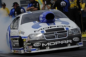 NHRA Qualifying report Langdon, Hagan, Johnson and Ray are qualifying leaders at Gateway