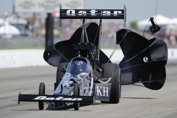 Hagan, Langdon, Johnson and Arana Sr. earn No. 1 qualifying positions at Midwest Nationals