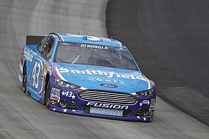 NASCAR Sprint Cup Qualifying report Almirola hopes to capitalize on top five qualifying run at Dover
