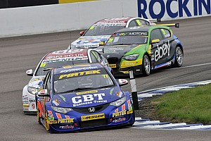 BTCC Race report Andrew Jordan in championship command after Silverstone weekend