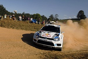 WRC Preview Volkswagen's Sebastien Ogier has one hand on the World Championship title