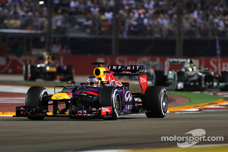 Red Bull to further 'enhance' traction system - Vettel