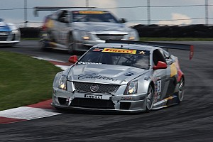 Team Cadillac on front row for World Challenge Houston finale