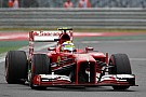 Mid-season tyre switch helped Ferrari's rivals - Massa