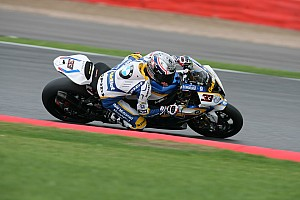 BMW Motorrad's Melandri finished fifth at Magny-Cours