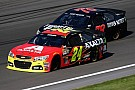 Kurt Busch and Jeff Gordon play rough at Kansas