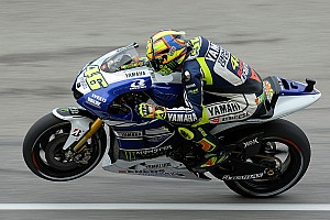 MotoGP Practice report Triple-header action kicks off in Sepang for Rossi and Lorenzo