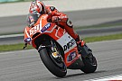Hayden and Dovizioso eighth and ninth on day one at Sepang