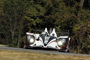 ALMS Testing report Muscle Milk Pickett Racing leads opening test day for Petit Le Mans