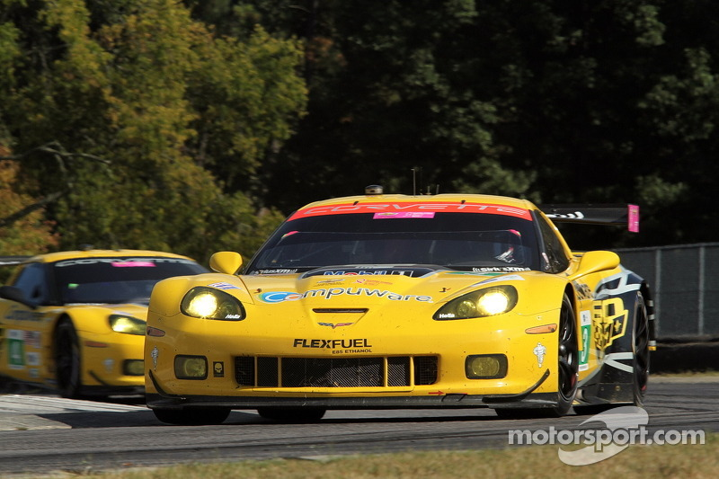 Magnussen and Garcia aim to close out championship at Petit Le Mans