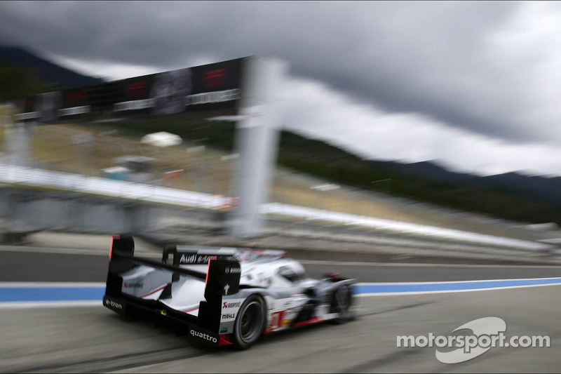 Audi on pole position for the fifth time, Japan now