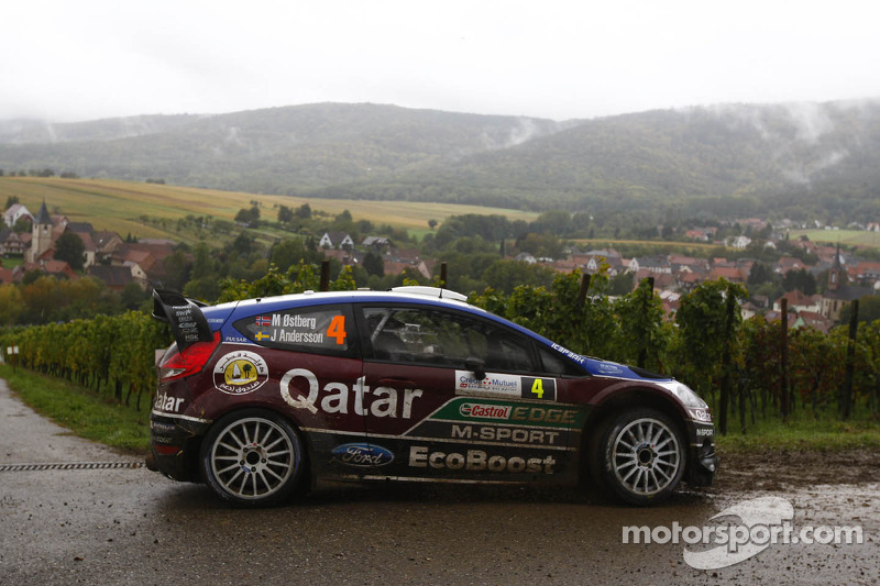 Qatar M-Sport's super six to start in Spain