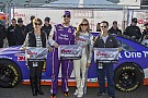 Despite back problems, Denny Hamlin has become a qualifying ace