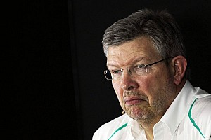 Mercedes quiet amid latest Brawn exit reports