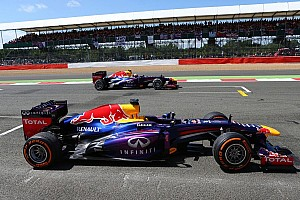 Webber's problems no conspiracy - Newey