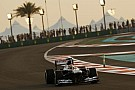 Maldonado qualified 15th with Bottas 16th for tomorrow's Abu Dhabi GP