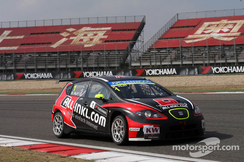 Muennich Motorsport almost on the podium in Shanghai
