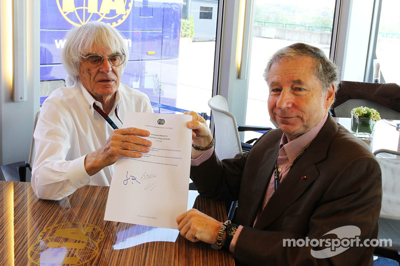 FIA to take $120m F1 ownership stake