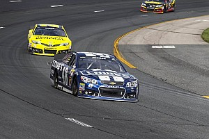 NASCAR Sprint Cup Analysis Cautious optimism riding along with Johnson in season's final week