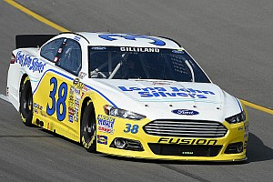 NASCAR Sprint Cup Preview No.38 Team improves by a mile (and a half) in 2013