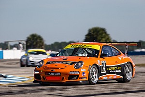 Porsche-minded Thompson looks to 2014
